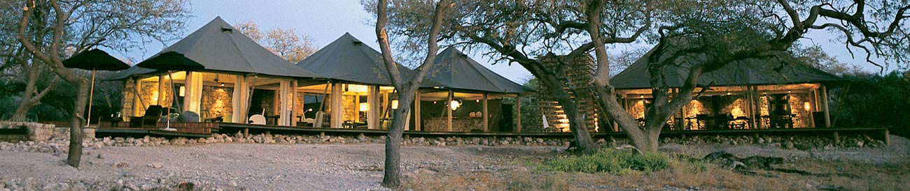Onguma Luxury Tented Camp