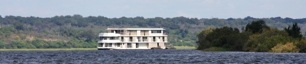 Luxury Chobe River Cruising