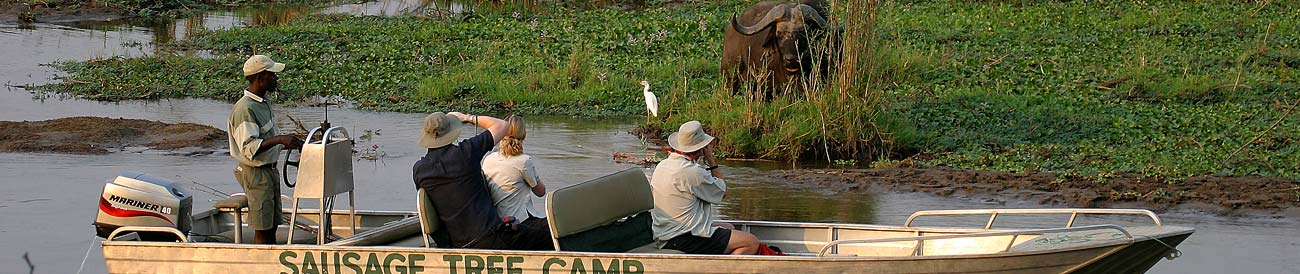 Best of Zambia Sanctuary Safari