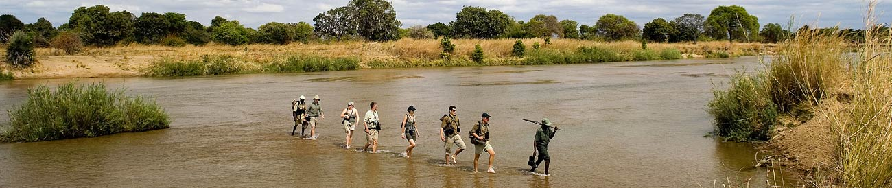 Classic Zambia Walking Safari