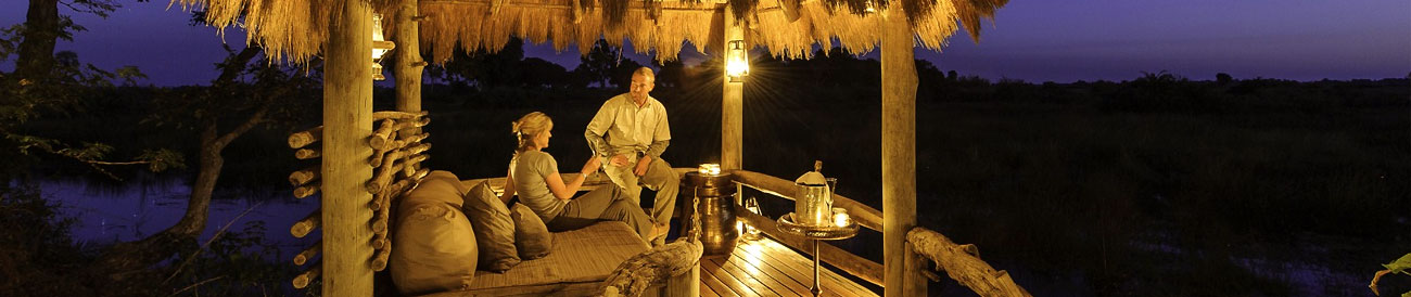 Luxury Botswana Wilderness Honeymoon